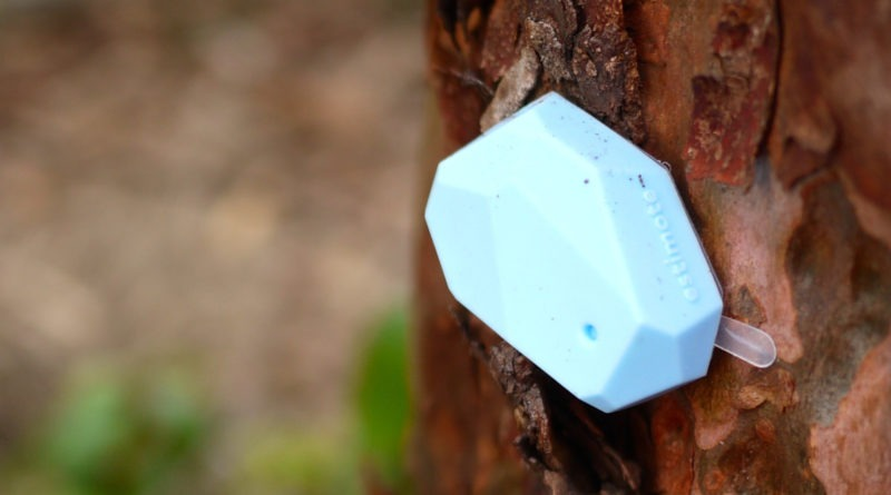 Uno Smart Beacon di Estimote