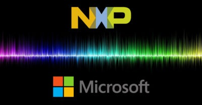 Partnership NXP Microsoft